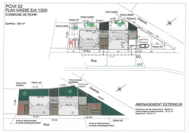 Sale site Rohr 163500€ - Picture 1