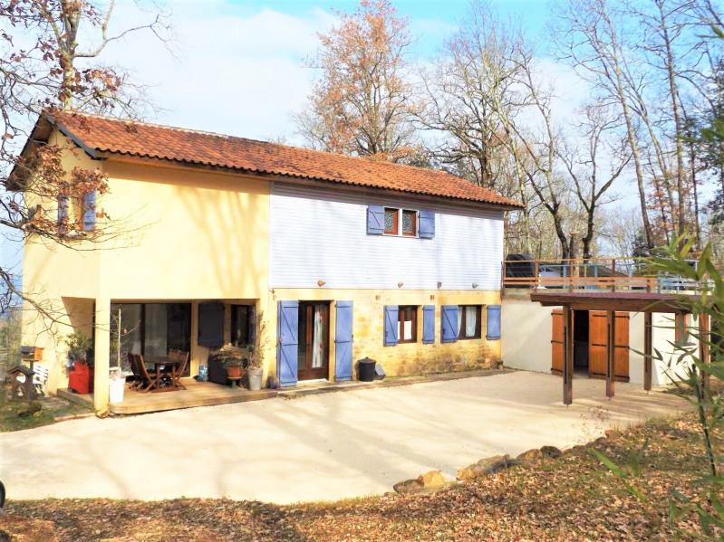 Vente maison / villa Castelnaud-la-chapelle 244000€ - Photo 3