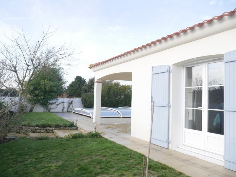 Sale house / villa St vincent sur jard 309000€ - Picture 6