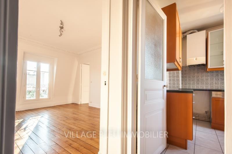 Rental apartment Asnieres sur seine 1090€ CC - Picture 9