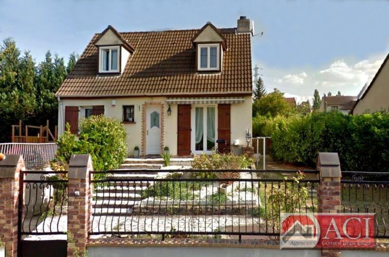 Sale house / villa Montmagny 350000€ - Picture 1