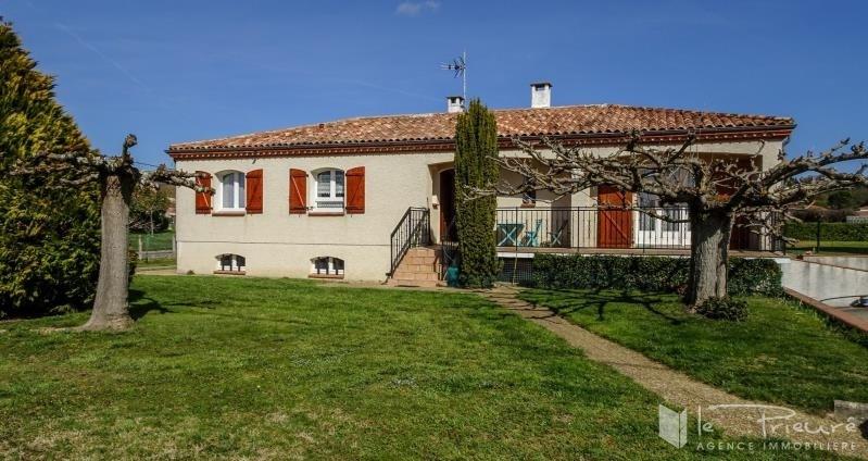Vente maison / villa Lescure d'albigeois 265000€ - Photo 1