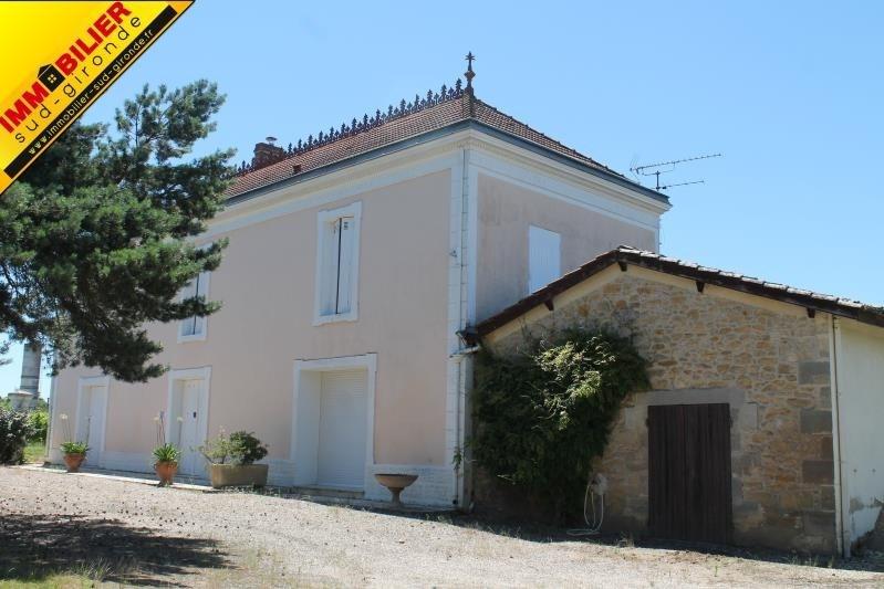 Venta  casa Langon 399500€ - Fotografía 1