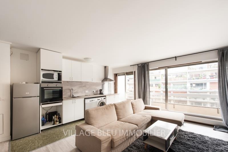 Vente appartement Paris 17ème 643200€ - Photo 3