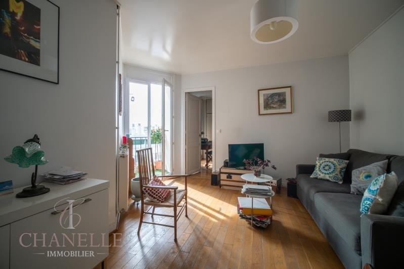 Vente appartement Vincennes 458 000€ - Photo 1