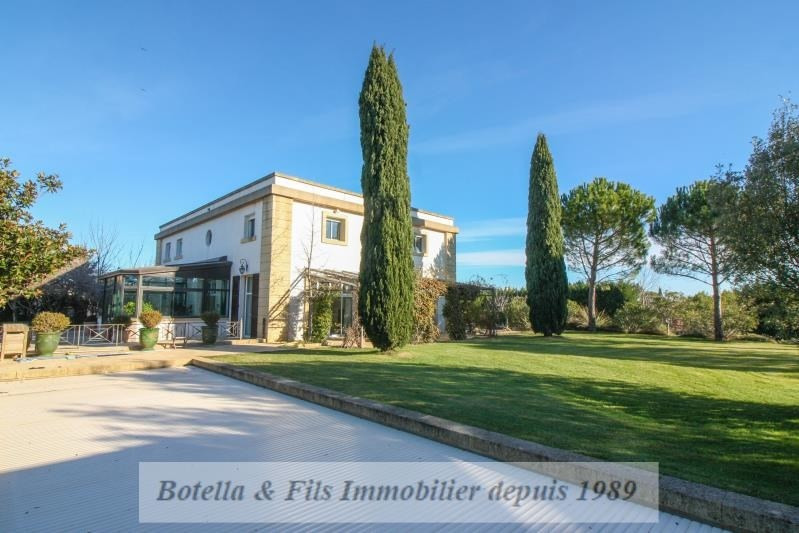 Vente de prestige maison / villa Uzes 1290000€ - Photo 14