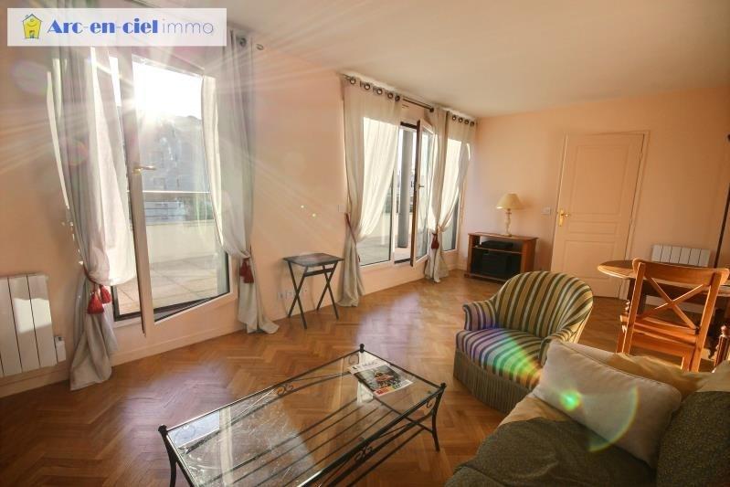 Revenda apartamento Levallois perret 520000€ - Fotografia 3