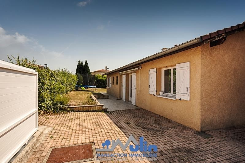 Vente maison / villa Villefontaine 299000€ - Photo 1
