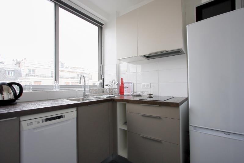 Rental apartment Paris 16ème 1150€ CC - Picture 2