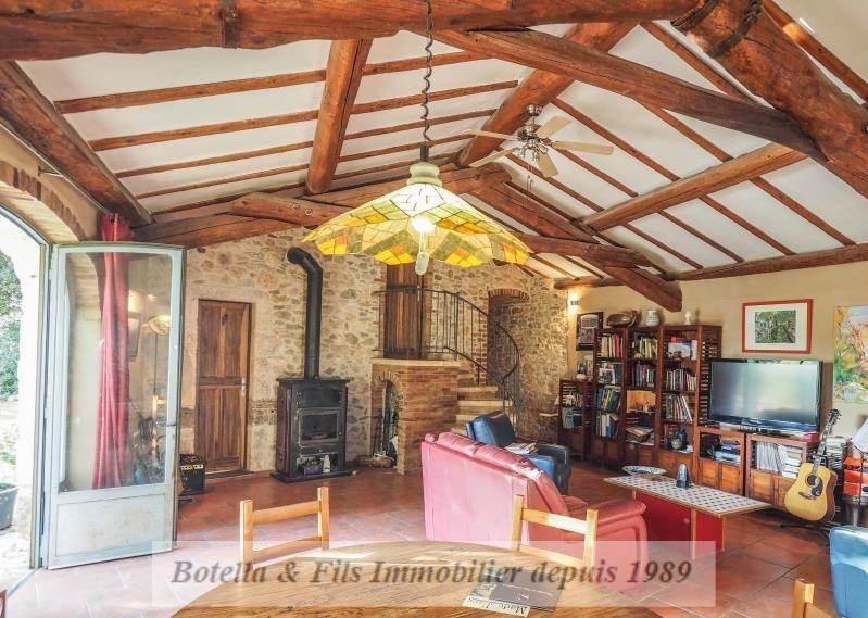 Venta de prestigio  casa Uzes 698000€ - Fotografía 7