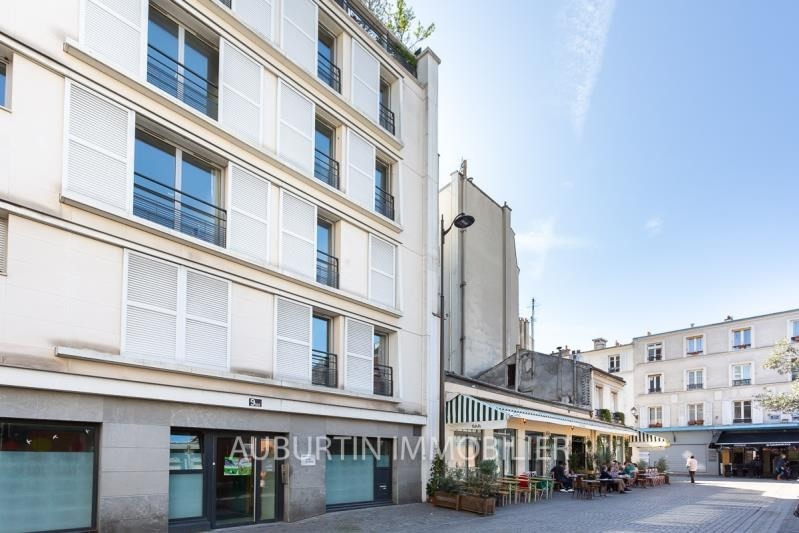 Revenda apartamento Paris 18ème 300000€ - Fotografia 9