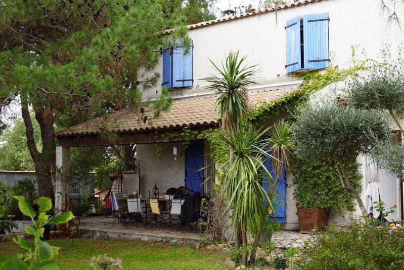 Vente maison / villa Lignan sur orb 372000€ - Photo 1