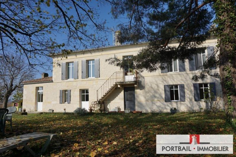 Vente maison / villa Blaye 367500€ - Photo 1