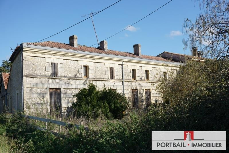 Vente maison / villa Blaye 127000€ - Photo 1