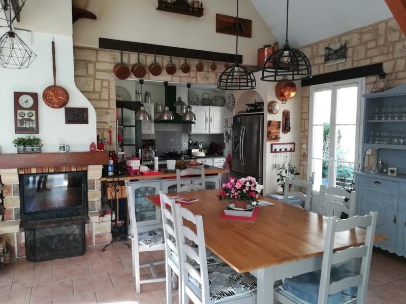 Sale house / villa Montreuil aux lions 240000€ - Picture 5