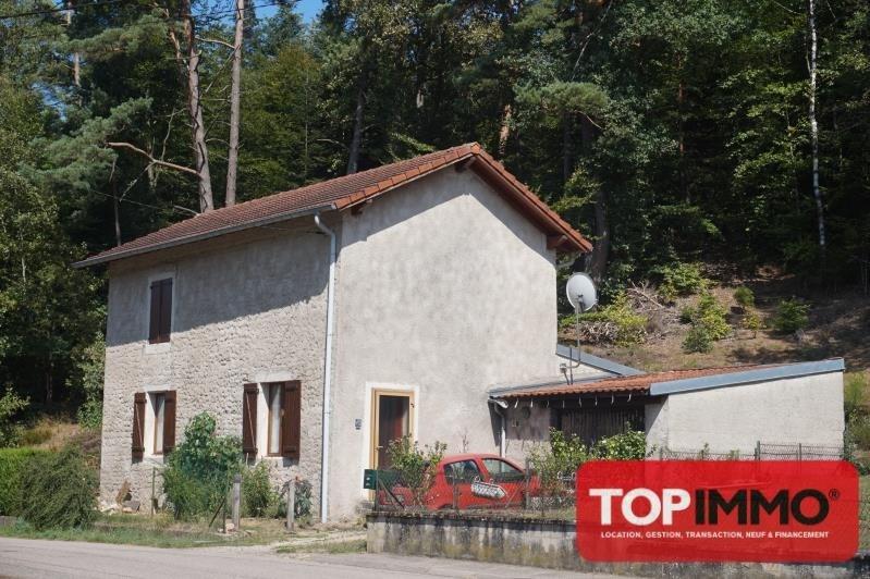 Sale house / villa Bertrichamps 99900€ - Picture 3