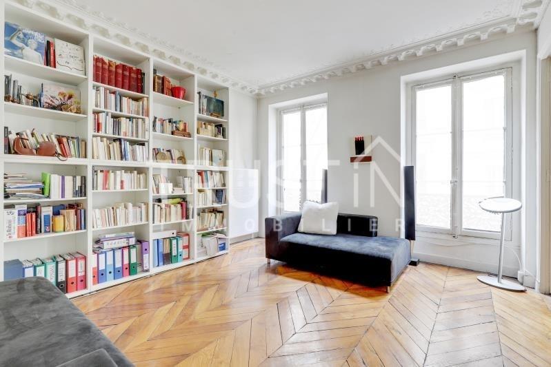 Vente de prestige appartement Paris 8ème 1045000€ - Photo 2