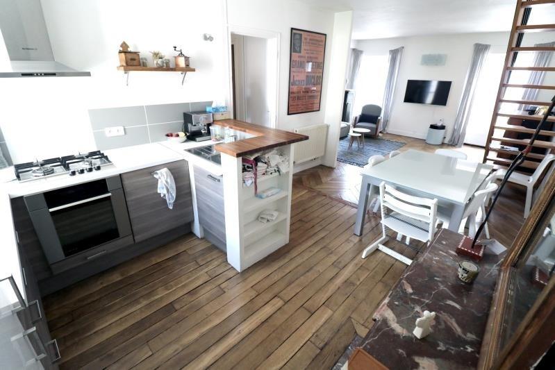 Vente appartement Versailles 549000€ - Photo 6
