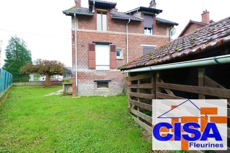 Sale house / villa Verberie 147000€ - Picture 2