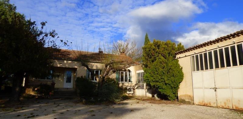 Verkoop  huis Sablet 232000€ - Foto 1