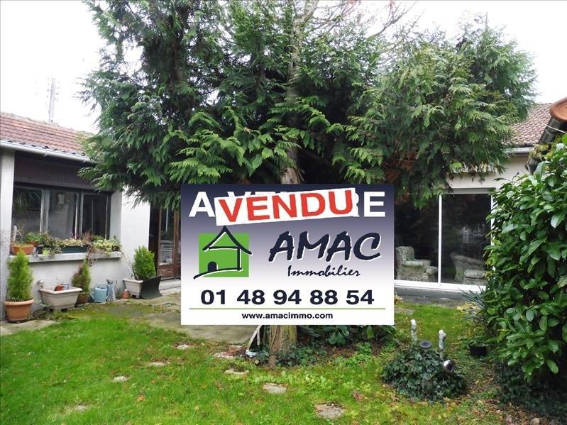 Vente maison / villa Bondy 270000€ - Photo 1