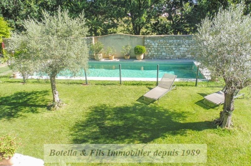 Vente de prestige maison / villa Uzes 548000€ - Photo 3
