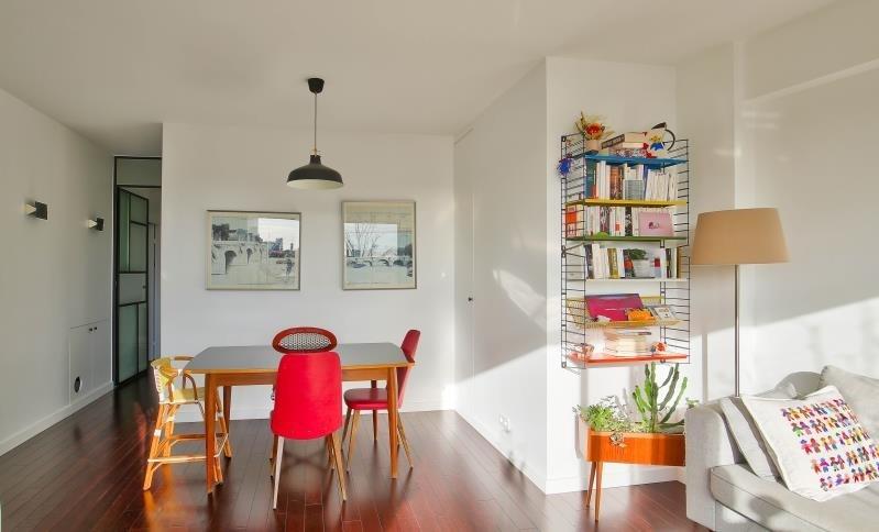 Rental apartment Paris 16ème 2750€ CC - Picture 10