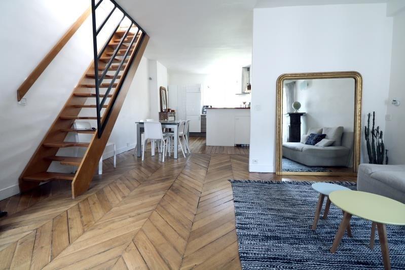 Vente appartement Versailles 549000€ - Photo 2