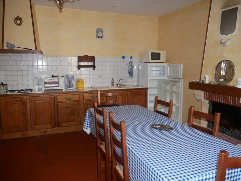 Vente maison / villa St vincent sur jard 176800€ - Photo 3