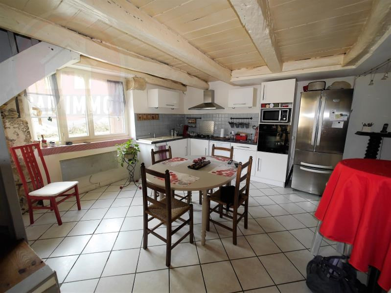 Vente maison / villa Mouleydier 102000€ - Photo 2