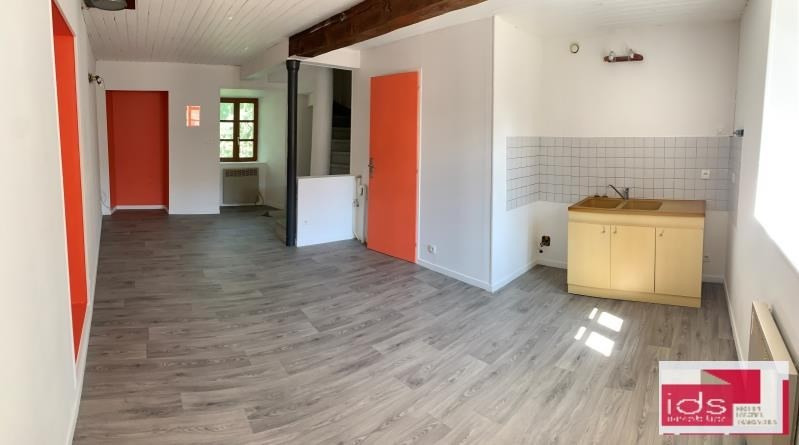 Rental apartment Pontcharra 415€ CC - Picture 1