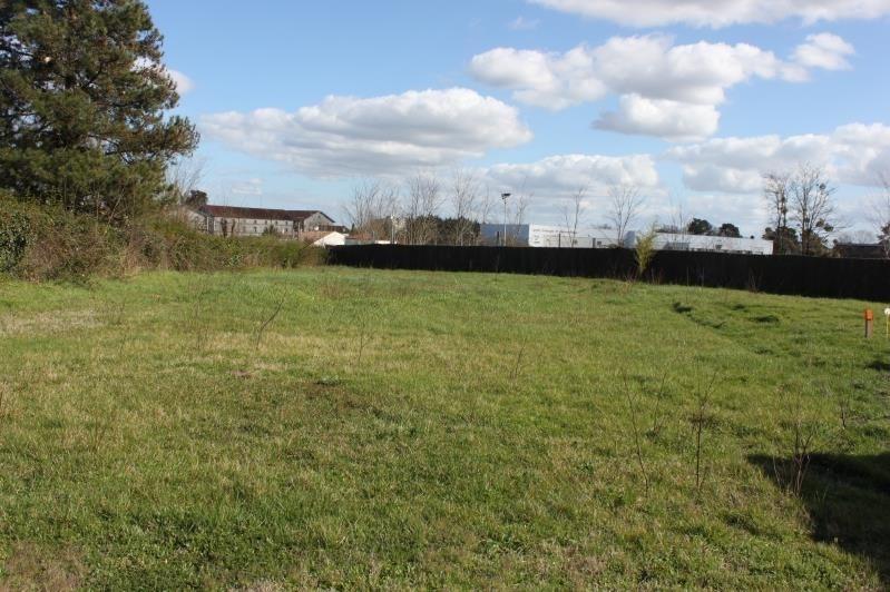 Vendita terreno Langon 95000€ - Fotografia 2