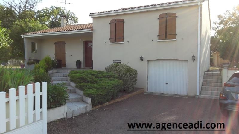 Vente maison / villa Azay le brule 176800€ - Photo 1