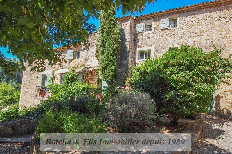Immobile residenziali di prestigio casa Uzes 1595000€ - Fotografia 14