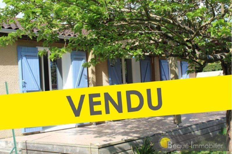 Vente maison / villa Pibrac 448000€ - Photo 1