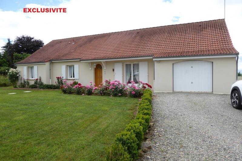 Vente maison / villa Challuy 219000€ - Photo 1