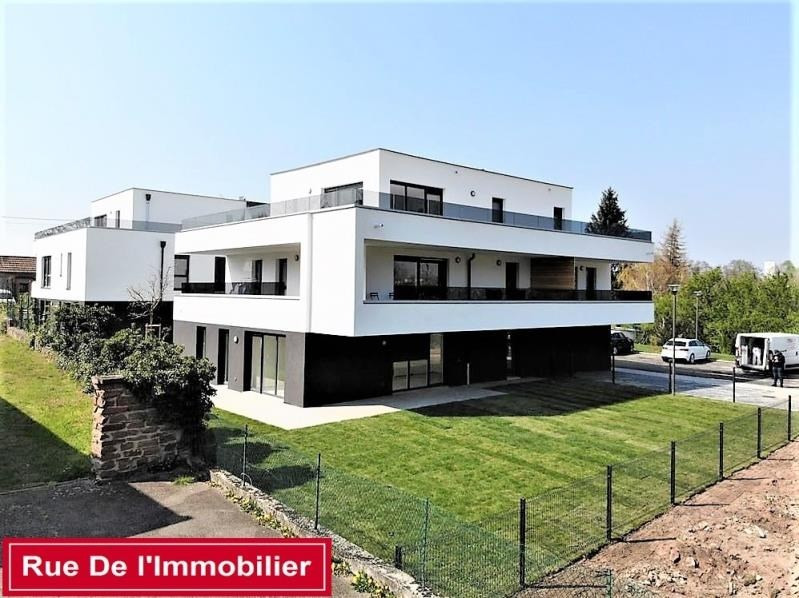 Vente appartement Schweighouse sur moder 284 400€ - Photo 1