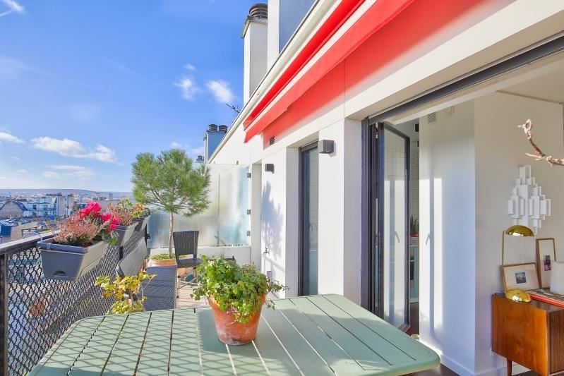 Rental apartment Paris 16ème 2750€ CC - Picture 4