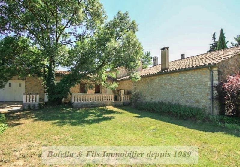 Verkoop  huis Uzes 442500€ - Foto 3