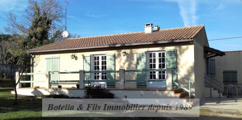 Vente maison / villa Tresques 195000€ - Photo 1