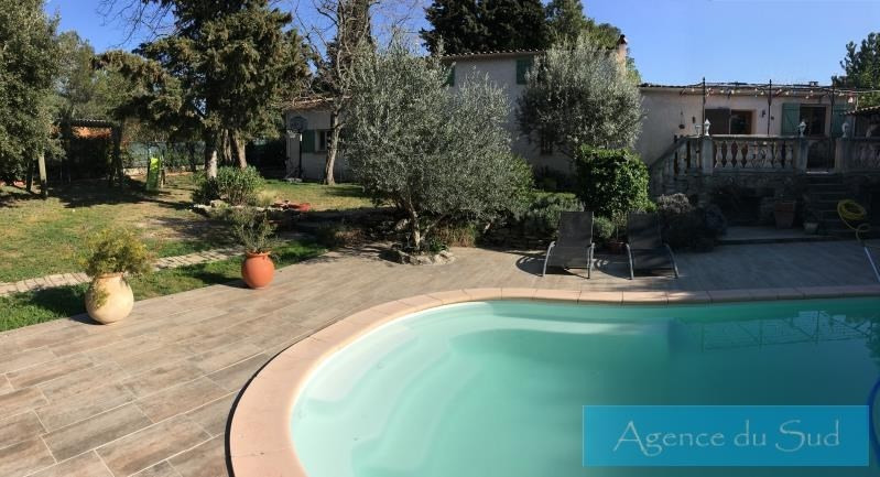 Vente maison / villa Allauch 477 084€ - Photo 1