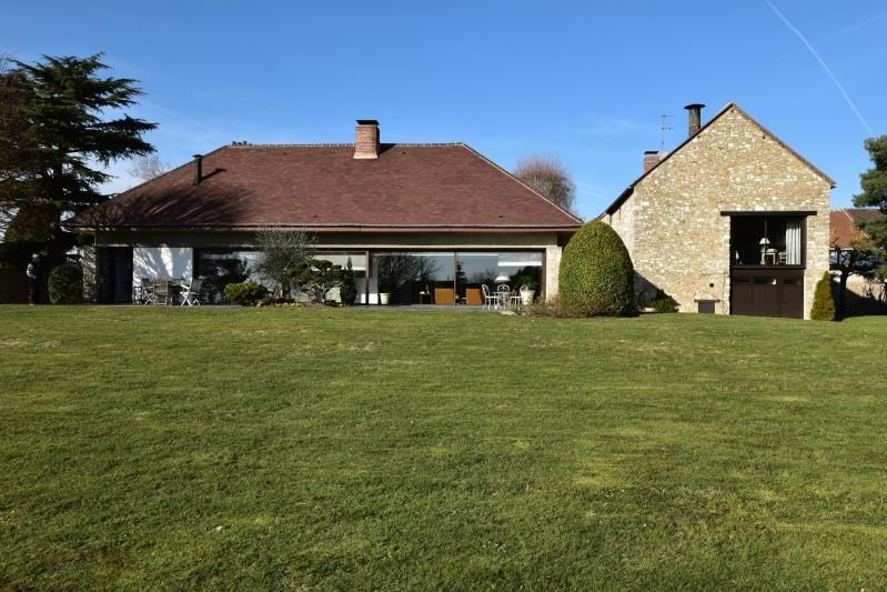 Deluxe sale house / villa St nom la breteche 1950000€ - Picture 2