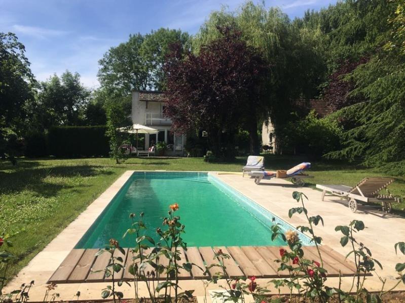 Venta de prestigio  casa Chaufour les bonnieres 650000€ - Fotografía 4
