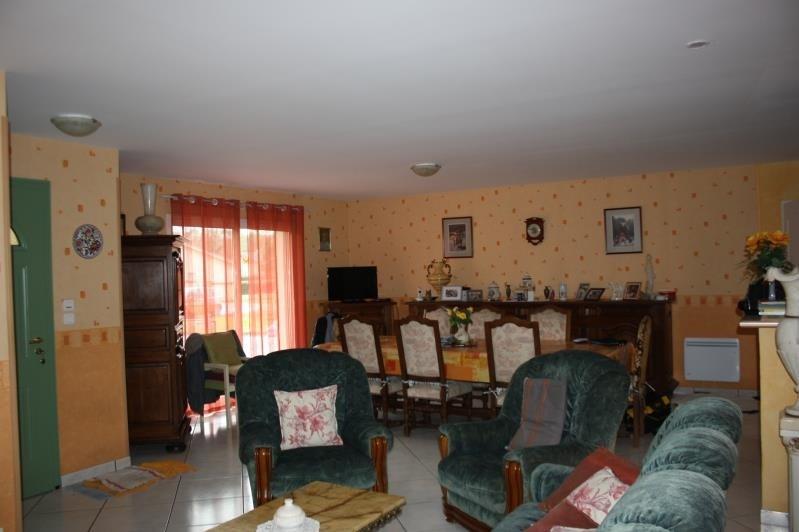 Sale house / villa Pontenx les forges 275600€ - Picture 5