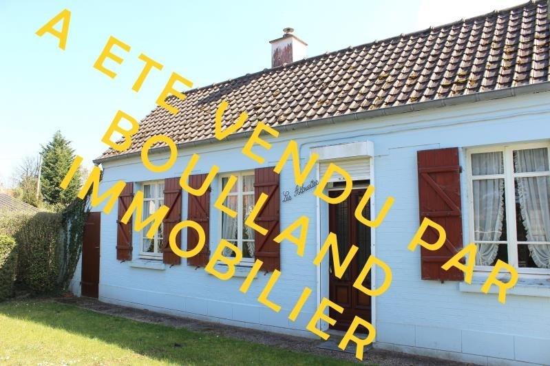 Vente maison / villa Quend plage les pins 139500€ - Photo 1