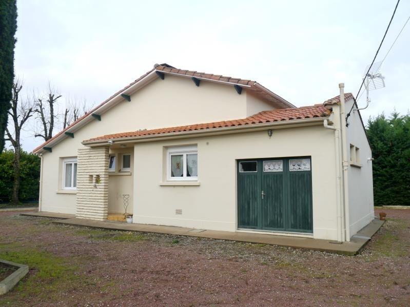 Vente maison / villa Gemozac 149000€ - Photo 1