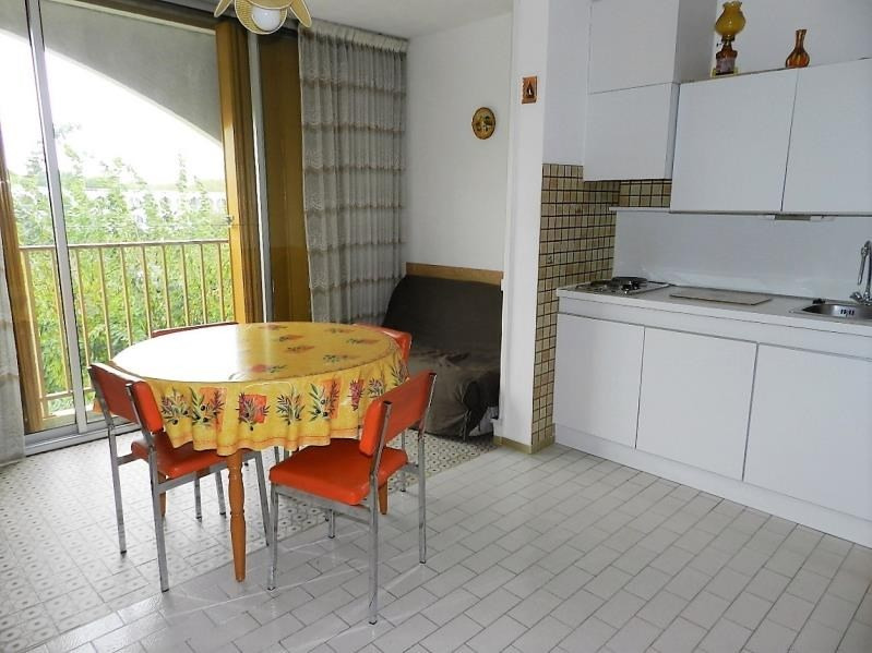 Vente appartement La grande motte 85 000€ - Photo 1
