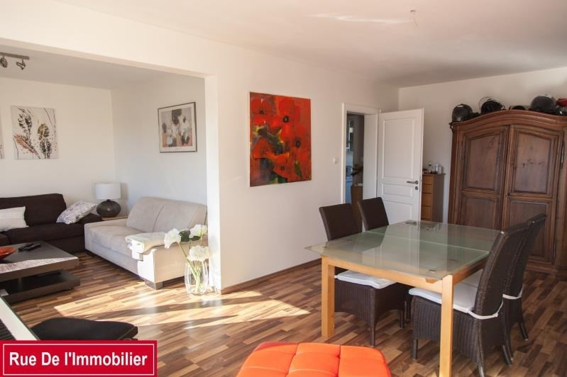 Sale apartment Marienthal 187 000€ - Picture 1