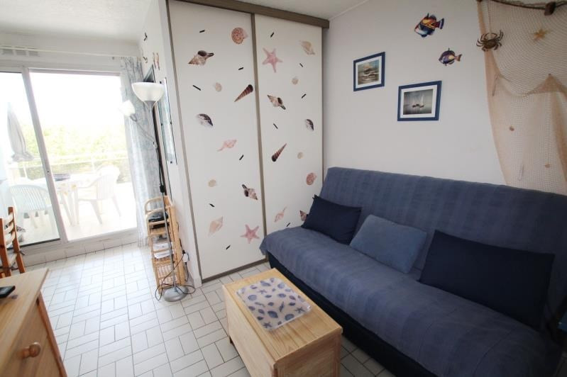 Sale apartment La grande motte 147 000€ - Picture 1