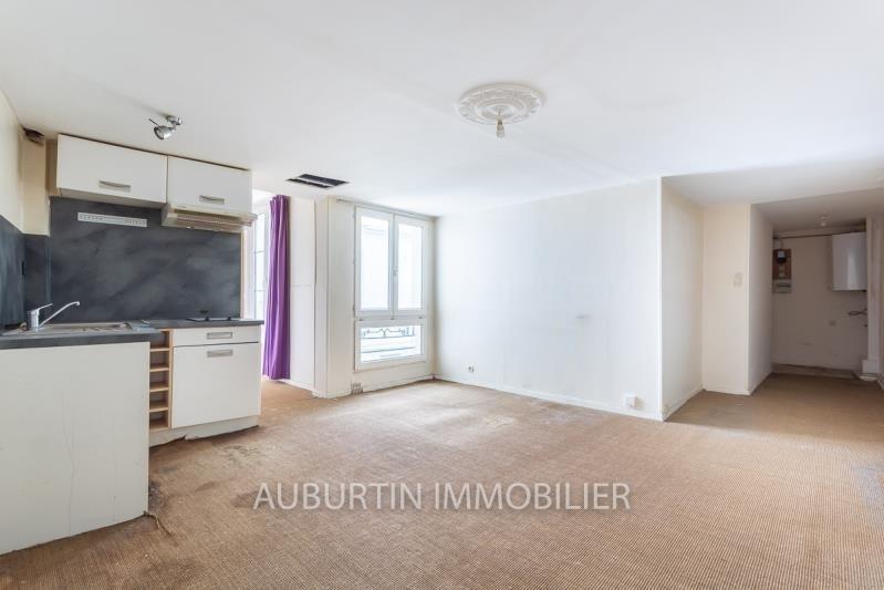 Vente appartement Paris 18ème 275000€ - Photo 1